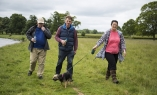 Borders Pet Rescue Floors Castle Walk 2015